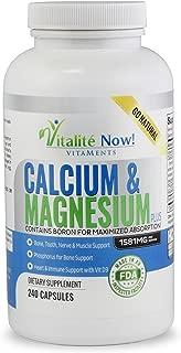 Best calcium magnesium citrate plus d3 Reviews