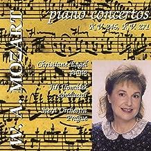 Mozart Piano Concertos: Piano Concerto No. 8 in C major, KV 246; Piano Concerto No. 9 in E flat, KV 271