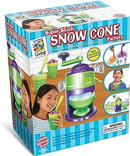 Small World Toys Living - Super Slush Snow Cone Factory