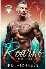 Roarke (A Rogue Enforcers Novel) Kindle Edition