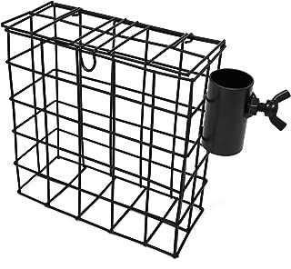 Gray Bunny GB-6870 Suet Cage Accessory for Backyard Bird Feeding Stations