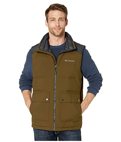 Columbia Winter Challengertm Vest (Olive Green/Black) Men