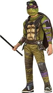 Teenage Mutant Ninja Turtles Movie Deluxe Donatello Costume