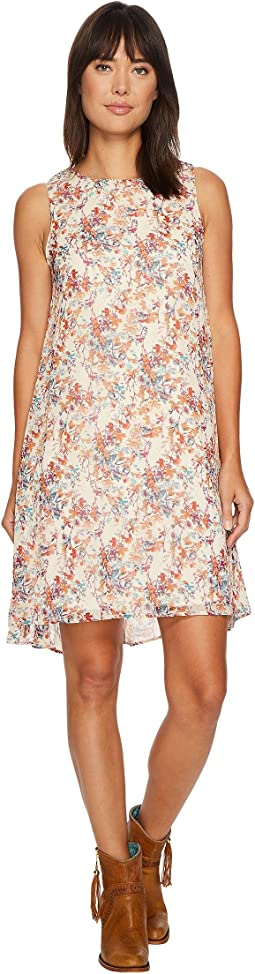 Wrangler - Floral Sleeveless Dress