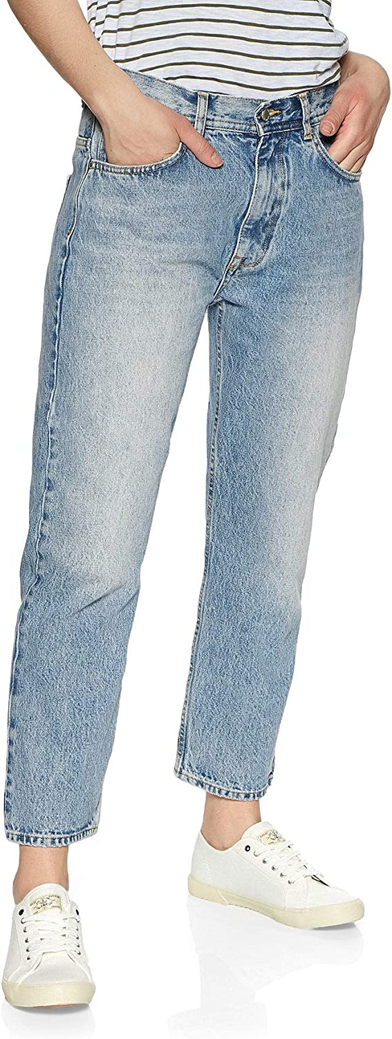 Superdry High Award Rise Max 67% OFF Jeans Straight