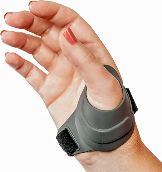CMCcare Thumb Brace Durable Waterproof Brace For Thumb Arthritis Pain Relief Left Hand Size Medium