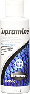 SEACHEM LABORATORIES Cupramine Copper 100 Milliliter