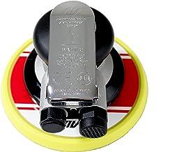 "AirVANTAGE Industrial Grade Random Orbital Air Sander Non-Vacuum With Low-Profile Pad, 1/4 in. NPT Air Inlet (6"": 3/16- PSA Vinyl)"
