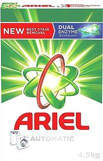 Ariel Automatic Laundry Powder Detergent Original Scent 4.5 kg, Pack of 1