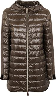 Herno Luxury Fashion Womens PI1089D120177730 Green Down Jacket |
