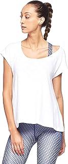 BodyTalk Women's Short-Sleeved T-Shirt, White, X-Large