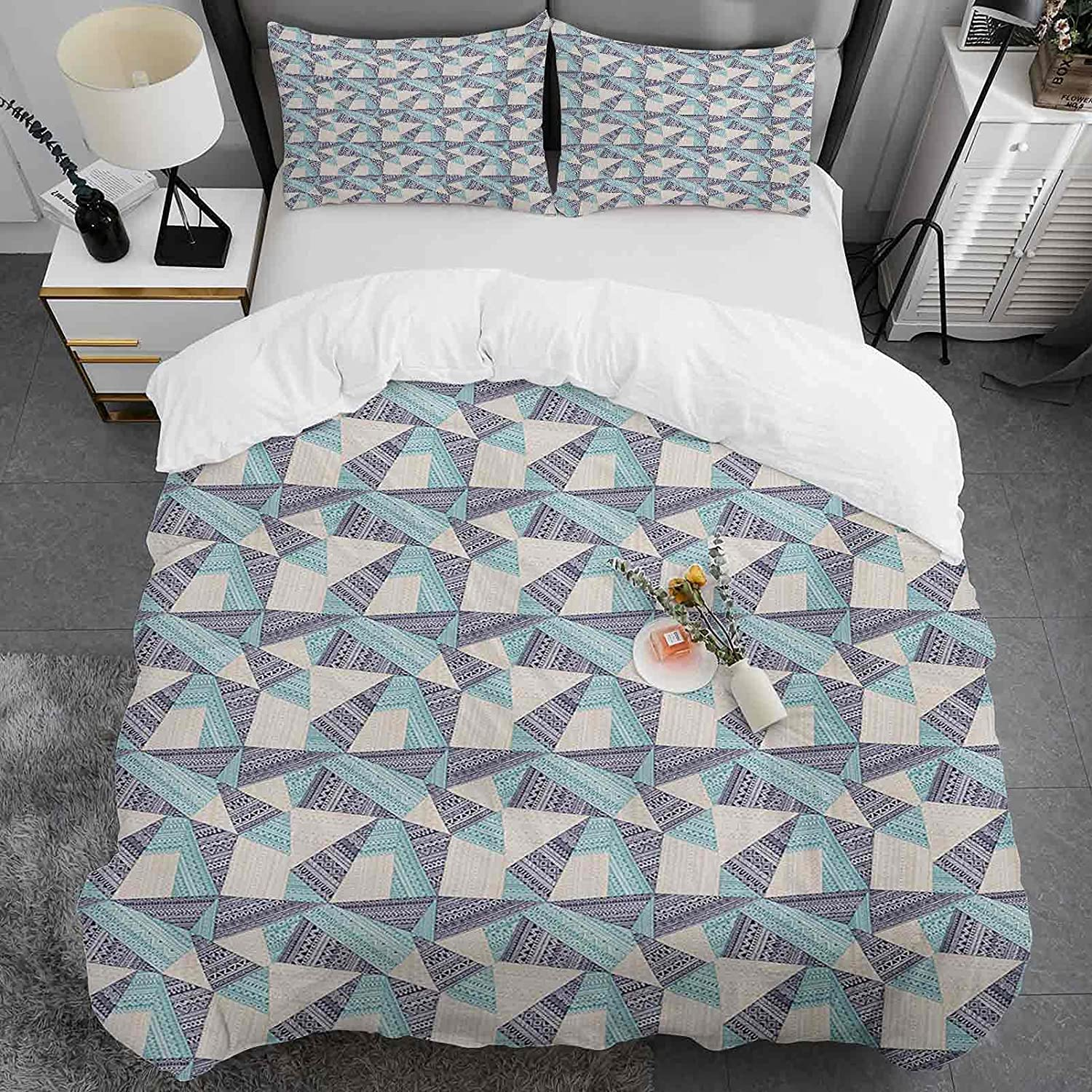 Abstract Duvet Cover Full Large discharge sale Size Culture Influences Tribal 25% OFF Arabic