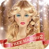 Poupée Barbie Maquillage, Coiffure & Déguisé Mode Top Model princesse Girls 2