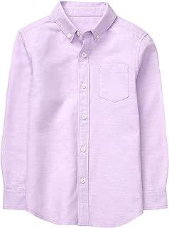 Gymboree Little Boys' Long Sleeve Button up Shirt