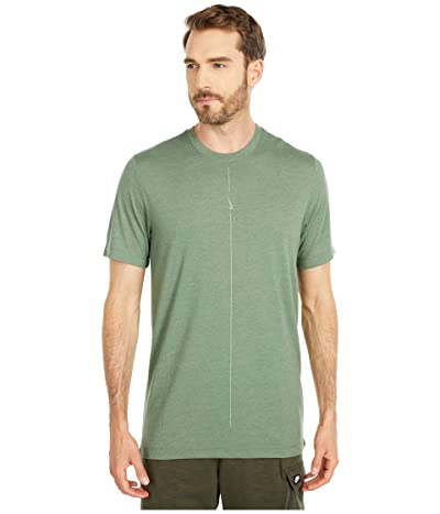 Nike Dry Tee DB Yoga (Galactic Jade/Oil Green) Men