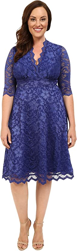 Kiyonna - Mademoiselle Lace Dress