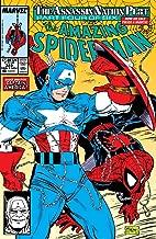 The Amazing Spider-man, Vol. 1, No. 323, Early Nov. 1989, Assault Rivals