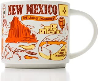 Starbucks New Mexico Been There Collection Ceramic Coffee Mug (14-Ounce)
