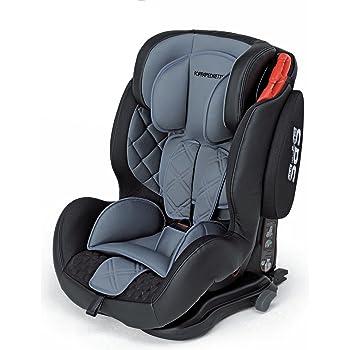 Foppapedretti Isodinamyk Seggiolino Auto, Gruppo 1/2/3 (9-36kg), per Bambini da 9 Mesi fino a 12 Anni