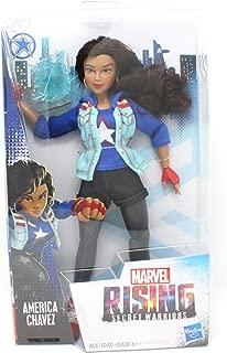 Marvel Rising Secret Warriors America Chavez 11