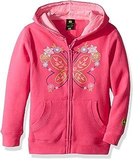 pink zebra print hoodie