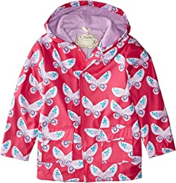 Decorative Butterflies Raincoat (Toddler/Little Kids/Big Kids)