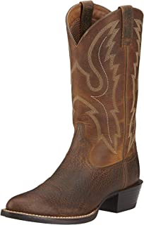 Ariat Men's Sport R Toe Western Cowboy Boot