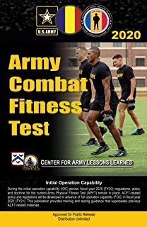 Army Combat Fitness Test 2020 (English Edition)