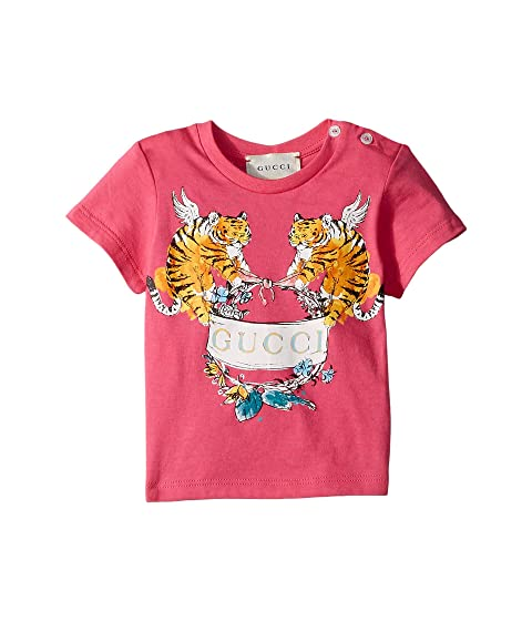 Gucci Kids T-Shirt 555675XJAPU (Infant)
