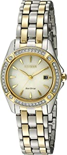 Citizen Women's 'Silhouette' Quartz Stainless Steel Casual Watch (Model: EW2354-53P)