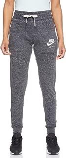 Nike Women's NSW Gym VNTG Pant, Grey(Anthracite/Sail060), Small