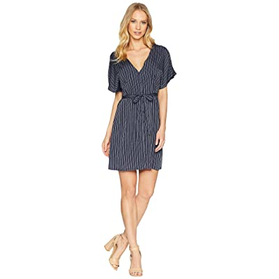 Paige Cherelle Dress (Rich Navy Multi) Women