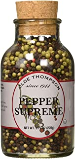 Olde Thompson 9.75-Ounce Pepper Supreme Whole Peppercorns, 10, DESIGN 1