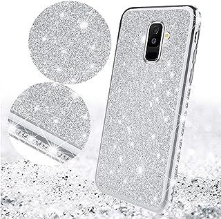 Uposao Kompat Samsung Galaxy A6 Plus 2018 ZILVER