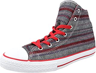 Converse All Star Hi Summer Crafted Athletic Shoes - Girl's Grade School