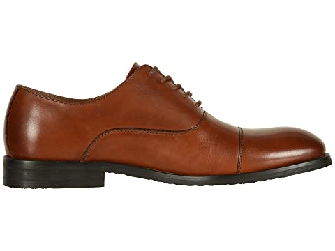 Clearance Many Kinds Of Cheap Sale Factory Outlet Frye Scott Cap Toe Cognac Leather Very Cheap For Sale ZqlHv