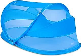 Joovy Gloo Infant Travel Bed Regular, Blueprint