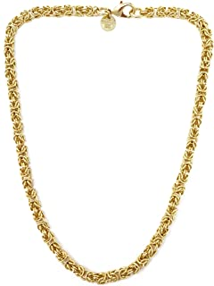 scarpe di separazione fb626 ea28b Amazon.it: collana uomo oro - Oro giallo: Gioielli