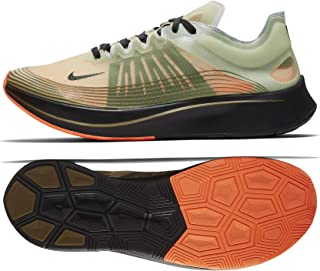 8b82e731772e Nike Zoom Fly SP AJ9282 200 Medium Olive Black Men s Running Shoes ...