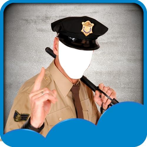 Polizei-Foto-Anzug-Herausgeber