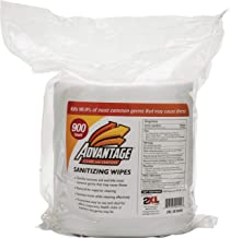 2XL L36 Advantage Sanitizing Wipes, Alcohol-Free