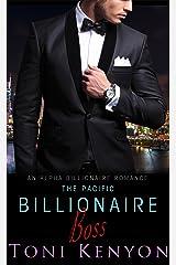 The Pacific Billionaire Boss: An Alpha Billionaire Romance (Pacific Billionaires Book 2) Kindle Edition