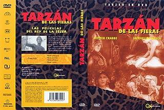 Tarzan de las fieras (1933) (Tarzan, The Fearless) [DVD]
