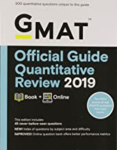 GMAT Official Guide Quantitative Review 2019