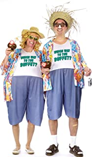 Fun World Tacky Traveler Adult Costume-
