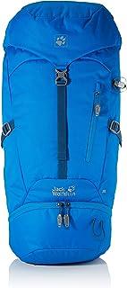 Jack Wolfskin Astro 30 Pack Sac À Dos de Randonnée, Hiking Backpacks (à 45 L) Mixte, Noir/Gris, Taille unique