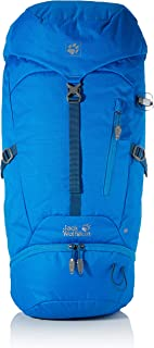 Jack Wolfskin Astro 30 Pack Sac À Dos de Randonnée, Hiking Backpacks (à 45 L) Mixte, Noir/Gris, Taille unique