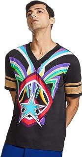 RIVER Manish Arora Regular Fit T-Shirt with Half Sleeves