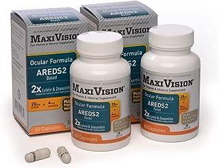 maxivision ocular formula ingredients