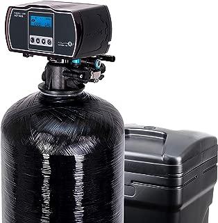 Aquasure Harmony Series Water Softener plus Iron Removal w/Aquatrol Digital Control Head and Premium Grade Fine Mesh Resin (48,000 Grains)